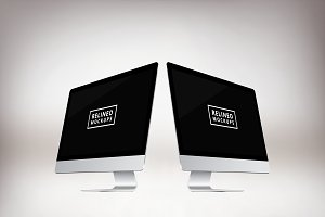 iMac Display Mock-up#9