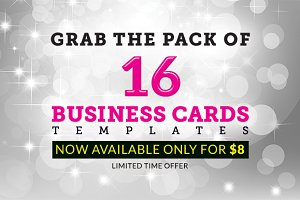 Business Card Pack 1