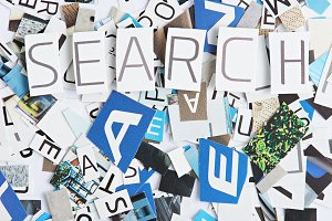 Search letters