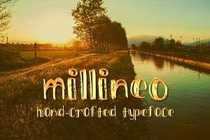 millineo font