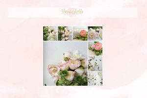 BUNDLES OF BLISS–Styled Stock Photos