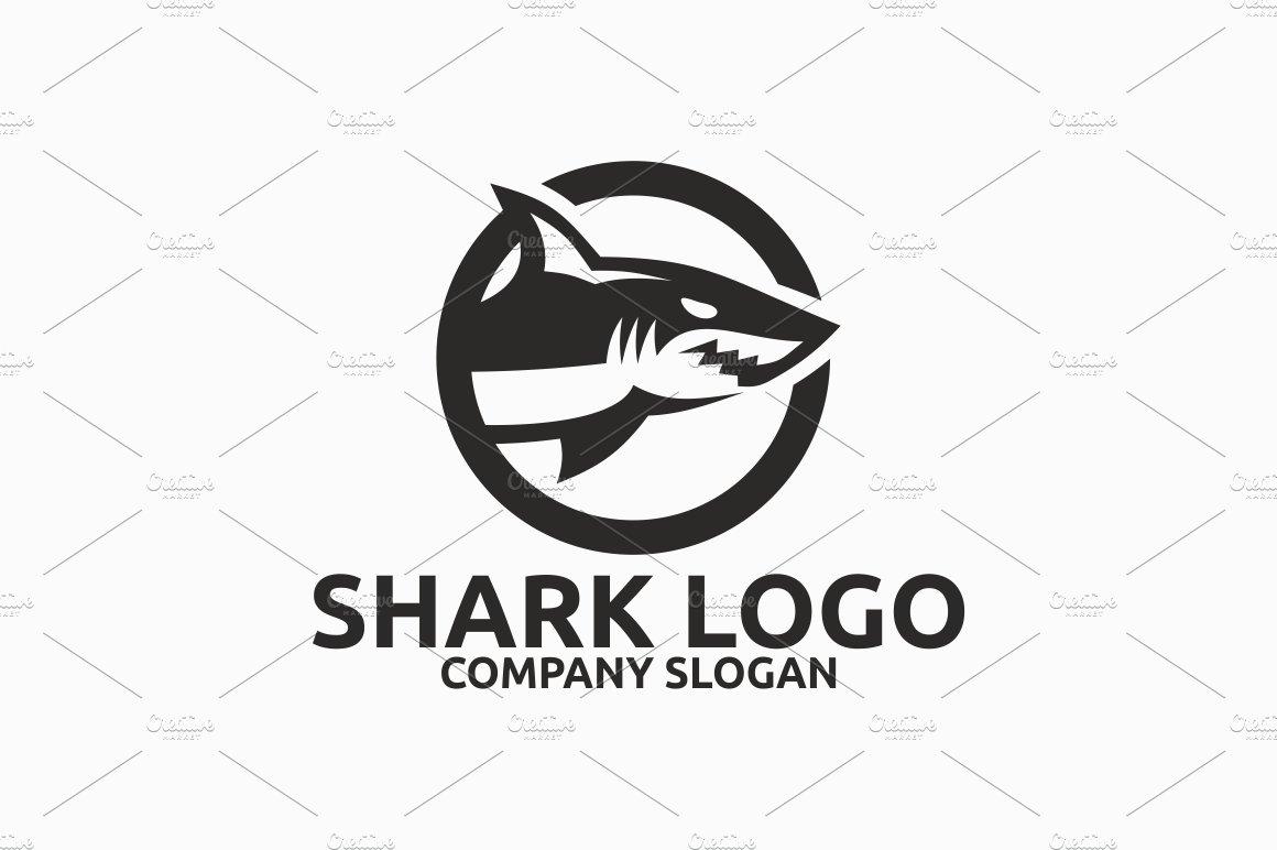 shark logo logo templates creative market