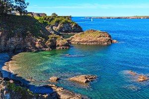 Ribadeo estuary (Lugo, Spain).