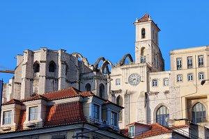 Igreja do Carmo in Lisbon