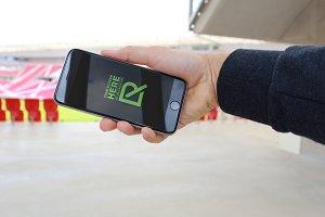 iPhone Display Mock-up#43