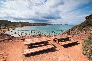 Cavalleria beach