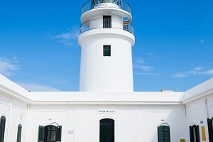 Cavallería lighthouse