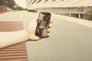 iPhone Display Mock-up#53