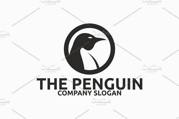 Penguin logo company