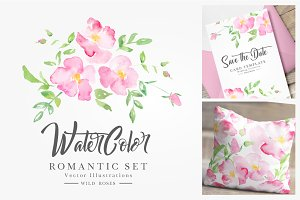 Wild Roses: Romantic Collection