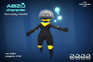 ABZU character