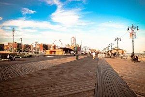 Coney island, Riegelmann Boardwalk