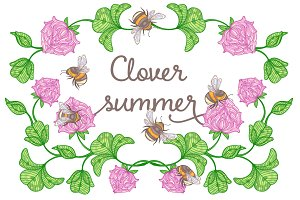 Clover summer set