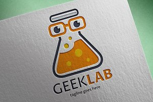 Geek Lab Logo