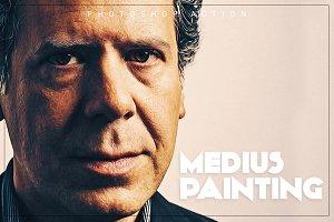 Medius Painting