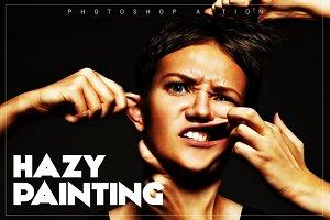 Hazy Painting