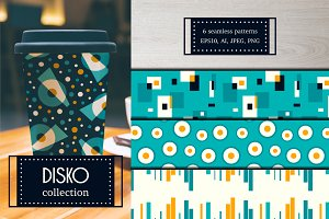 Disco. Pattern collection