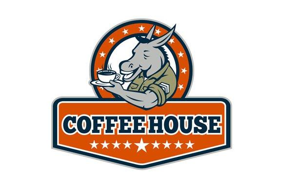 Army Sergeant Donkey Coffee House