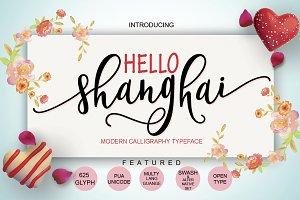 Hello Shanghai Script