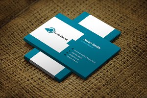 Femieo Business Card Template