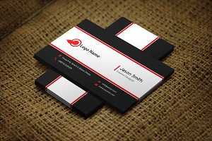 Moggo Business Card Template