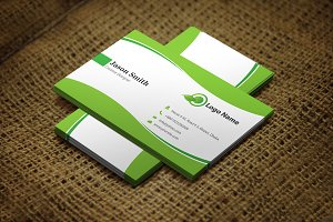 Zuzo Business card Template