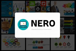 NERO - Keynote Business Templates