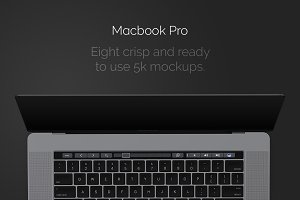 MacBook Pro 2016 with Touch Bar pack