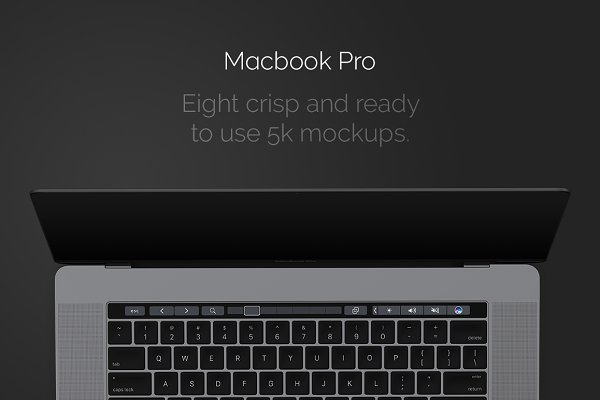 MacBook Pro 2016 with Touch Bar pac…