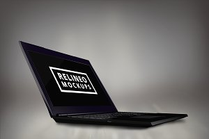 Windows Laptop Display Mock-up#3