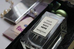 Perfume Mock-up#1