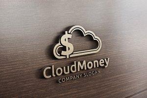 Cloud Money Logo