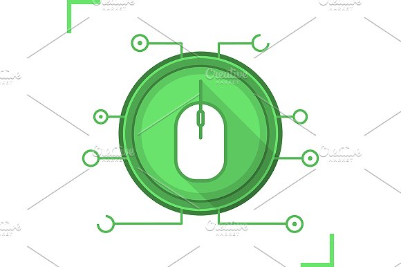 Network access icon. Vector - Icons