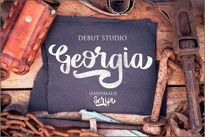 Georgia Script