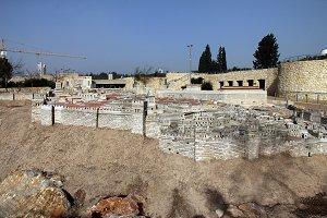 Model of the ancient Jerusalem