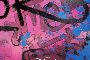 Messy Graffiti Paint