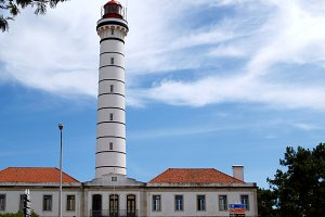 sea ​​lighthouse in Portugal