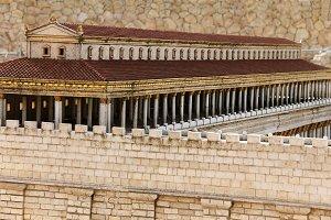 Basillica of Second Temple
