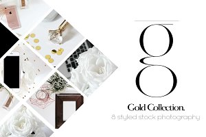 Gold Collection | Styled Stock