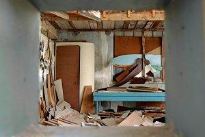 Ramshackled Room