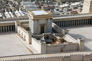 Second Temple.
