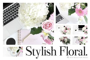 Stylish Floral | Stock Photo Pack