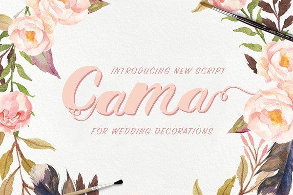 Cama $4 offer