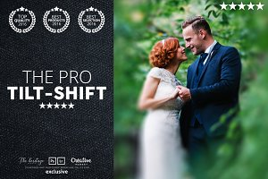 Pro TILT-SHIFT 50 Lightroom Presets