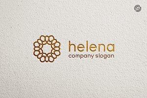 Helena Logo Template