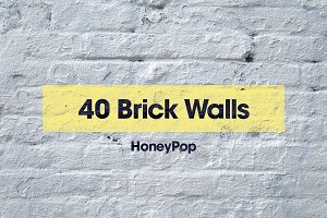 40 Brick Wall Textures