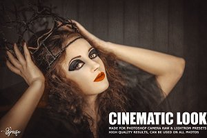 Cinematic Film Look Lightroom Preset
