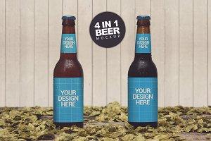 Beer Styles 4 in 1