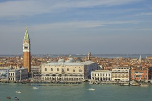 View on Venice, Italy