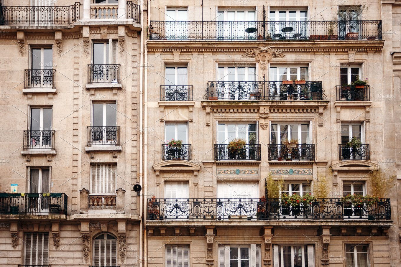 french architecture typical traditional windows france paris renovation energy houses financing roadmaps focus challenge local special market preview